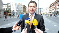 Paschal Donohoe to tighten driving laws