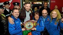 Champion Lee is home in Castleconnell at last