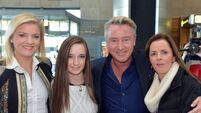 Fan's welcome for honorary Corkman Michael Flatley