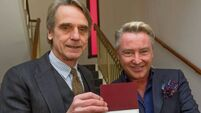 Jeremy Irons urges tax breaks for restoration projects