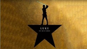 Star Wars and Hamilton cross paths for #MayTheFourthBeWithYou and the result is stellar