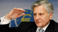 Trichet to co-operate with bank probe