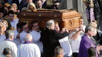 Wedding shooting victim laid to rest