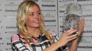 VIDEO: Denise O'Sullivan hailed as a hometown star at Evening Echo awards