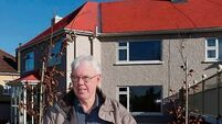 Planning board called in to rule after Limerick neighbours paint roofs red