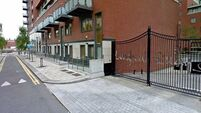 Longboat Quay: Dublin flats stricken with damp and mould
