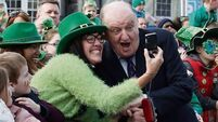 Media work saved my life, says retiring George Hook