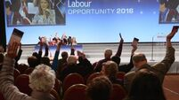 LABOUR CONFERENCE: Delegates reject Aer Lingus sale plan