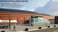 Major works programme to revamp Kent Station