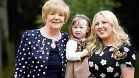 Saoirse Perry: 'I was too sick to be scared about transplant'