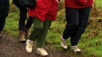 Easter pilgrim walkers to retrace an ancient heritage