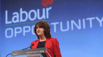LABOUR CONFERENCE: Party 'must govern with the head and the heart'