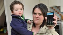Cork woman had no phone coverage to call an ambulance for her toddler