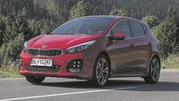 Revamped Kia Cee'd has plenty of bells and whistles for the money