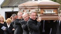 Michael Flatley bids a final farewell to his 'hero' father