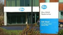 Pfizer confirms 160 jobs are safe in Cork amid global upturn