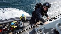 Naval service gets smart to continue vital work