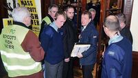 Protesters lift siege of Cork City Council