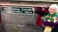 Former Manchester United captain Noel Cantwell honoured with walkway in his native Cork