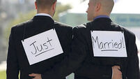 Civil marriage rights 'will reduce self-harm in gay youths'