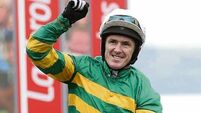 AP McCoy ready to ride into the sunset