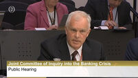Banking Inquiry: Former chief defends €2.4m boom-time salary