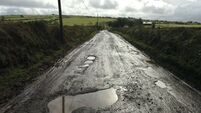 Poor roads linked to cut funds in Kerry
