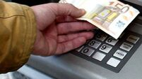Woman withdrew €57k from ATM in one day