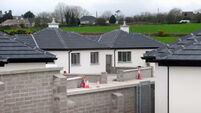 Security at Hollyhill Traveller project cost €300k