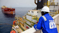 Tullow Oil shares rise despite fault at Ghana oil field