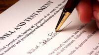 Parents' wills are an inherited legal problem