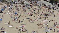 Irish beaches bask in European approval