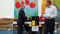 Referendum: Record numbers turn out to cast vote