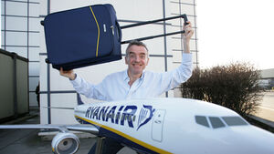 Friendly face a huge success for Ryanair, says Michael O'Leary