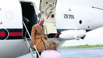 Royal Visit: 'A shared regret' over deaths in the Troubles