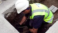 Water meter work halted in Donegal