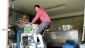 Wexford couple go for a spin cycle to wash clothes
