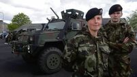 Irish troops bound for Lebanon: 'Doing my duty is different now I have children'