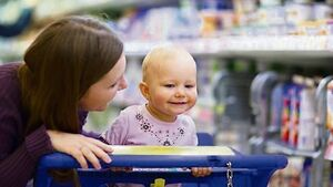 Shoppers won't scrimp on baby foods