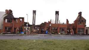 'Inadequate fire-stopping' at housing estate