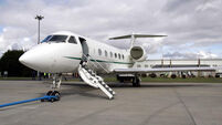 File Photo ONE OF THE Government jets may have been sold for €330,000 less than it was worth.