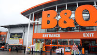 Kingfisher profit beats estimates on growth at B&Q