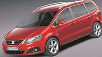 Seat's Alhambra gets everything right