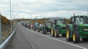 Macra news: Hit the Diff car and tractor run revs up for St Vincent's Centre