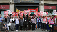 Clerys staff treatment 'appalling'