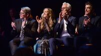 Stars align in New York to celebrate WB Yeats