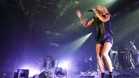 VIDEO: Ellie Goulding stuns starry-eyed crowd at Live at the Marquee
