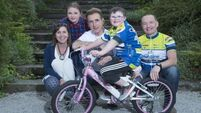 Tour de Munster charity cycle launched at Lismore Castle