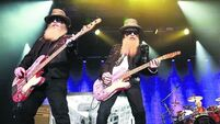 VIDEO: Live at the Marquee: Bearded bad boys ZZ Top prove a blast