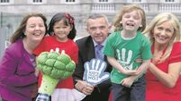 Oireachtas group to tackle childhood obesity